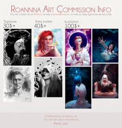 Commission-info [CLOSED] by RoanNna