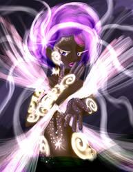 Goddess of the Galaxy by Cassie-Drey