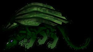Pernworld - Green Aisuohkoth by arazia