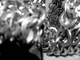 Chainmail close-up 1 by punkd-pyroshadow