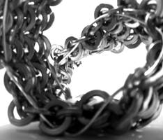 Chainmail close-up 2 by punkd-pyroshadow