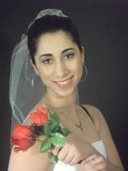 Bridal Makeup by punkd-pyroshadow