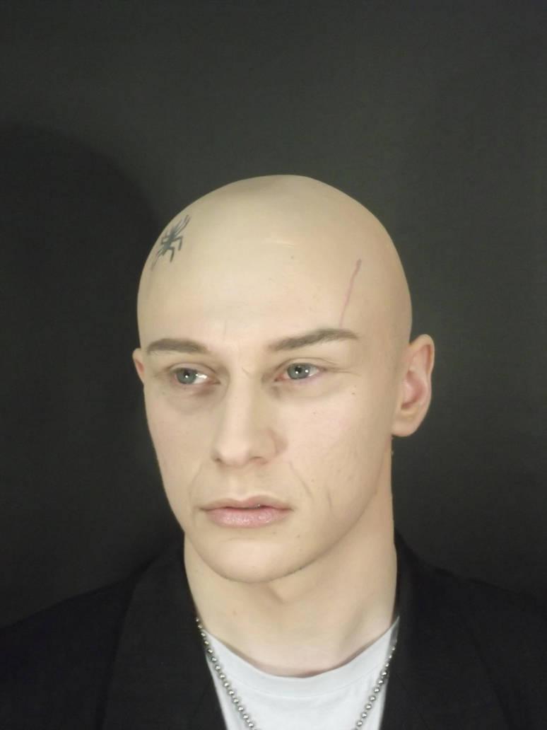 Natural Bald Cap by punkd-pyroshadow