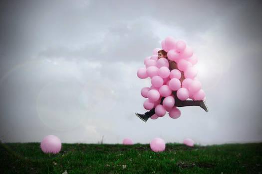 candy floss in wonderland by Daniaah