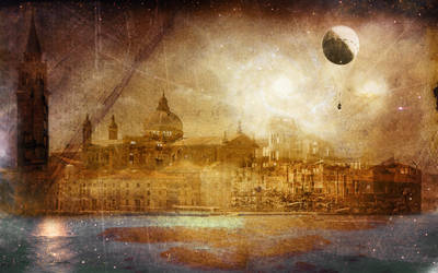 Drowning Venice by northern-sun
