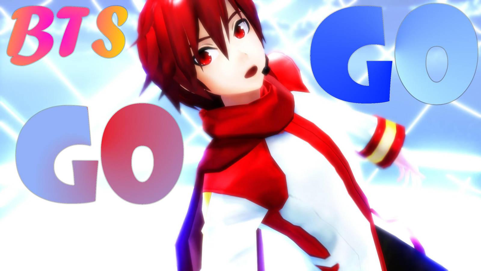 Bts Go Go Akaito Shion Wav Download By Freezerbladeqwerty On