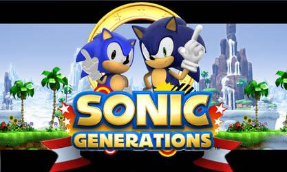 Sonic Generations by eggmanteen