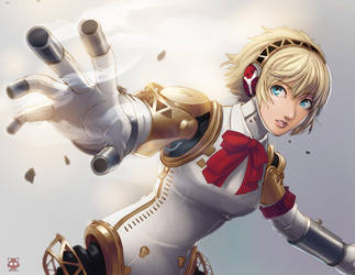 Aigis ver.2017 by StreyCat