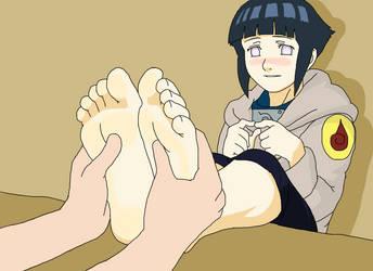 Hinata made me break the promise! by BoneBoneKing