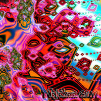 Multi-faceted emanations of LSD by Wajakaa