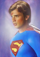 Tom W as Superman 2 by ATildeProduction