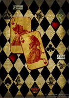 Alice in Wonderland Contest by ValerianaSolaris