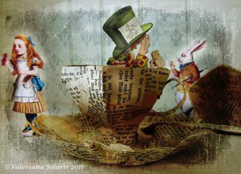 Mad Tea Party by ValerianaSolaris