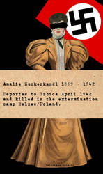 Amalie Zuckerkandl by ValerianaSolaris