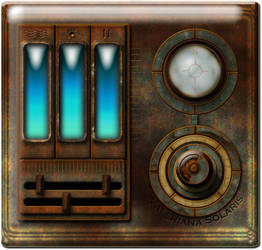 Steampunk Gadget by ValerianaSolaris