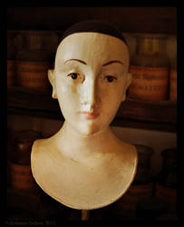 Doll Head by ValerianaSolaris