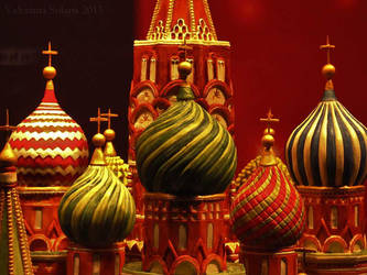 Basilius Cathedral Marzipan by ValerianaSolaris