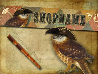 Owls of the Caribbean by ValerianaSolaris