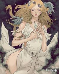 Persephone by Krisantyl