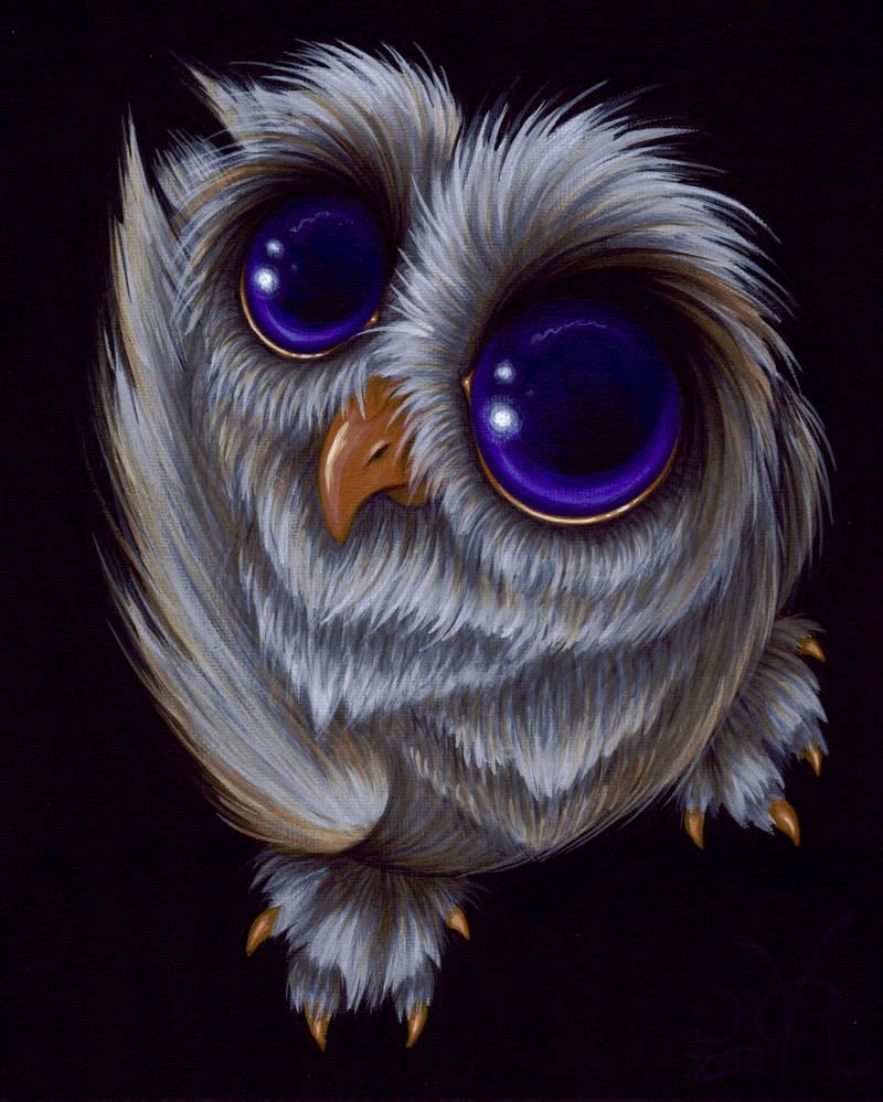 Night Owl by natalievonraven