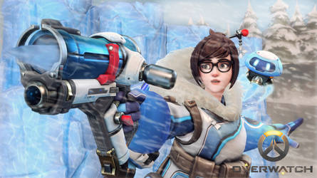 Overwatch - Mei (New) by DarknessRingoGallery