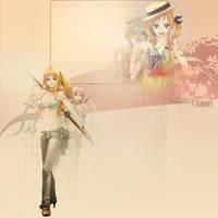 .: Nami :. FREE YT background by PrincessxRinoa