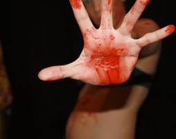 Bloody. by kdtirado
