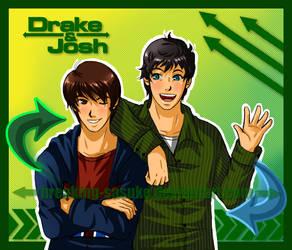 Drake and Josh by BreakingSasuke