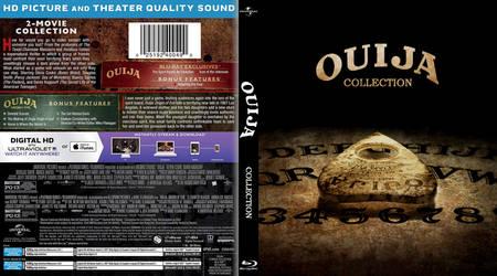 Blu-ray - Ouija 1-2 by Morsoth