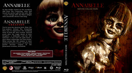 Blu-ray - Annabelle 1-2 by Morsoth
