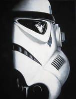 Stormtrooper by BruceWhite