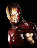 Iron Man by BruceWhite