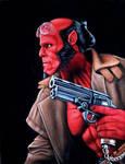 Hellboy by BruceWhite