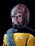Lt. Worf by BruceWhite