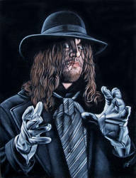 The Undertaker by BruceWhite
