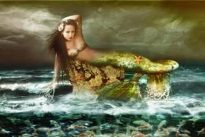 Sea's Daughter Joanna by prelandra