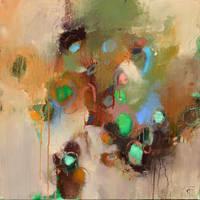 Green Lights by Acrymat