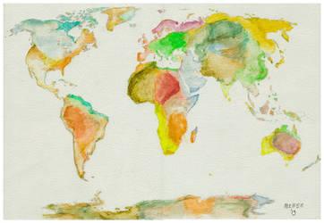 Outstanding! World! by dominikmellen