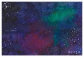 Beyond Earth by dominikmellen