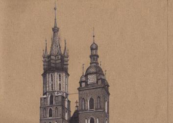 Krakow by dominikmellen