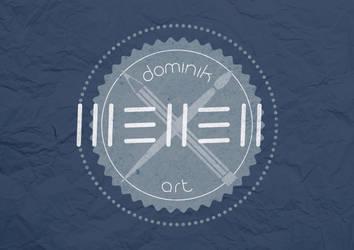 Personal logo by dominikmellen