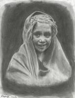 Pogrom Victim by Artfoundry