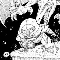 A Metroid Adventure! by The-nostalgia-runs