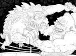 King Vs Kong by The-nostalgia-runs