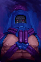 Masters of the Universe - Man-E-Faces by PennNorris