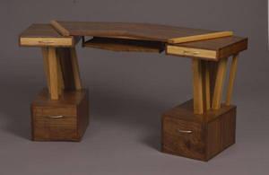 Vesper Desk by RossRuppel