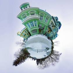 Little Planet Bergen by cfrezksa