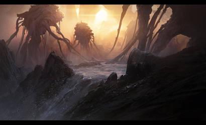 Volturnus by Lapec