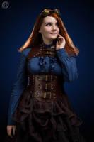 Harness girl by LahmatTea