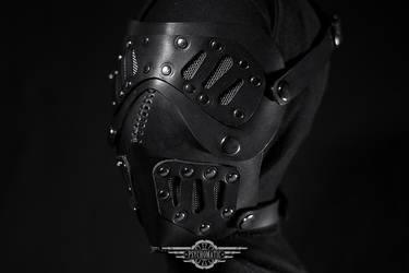Traitor mask by LahmatTea